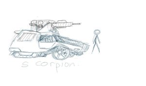 LRAV-01 'Scorpion' by howeirong