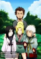 Young Sannin:Collab Project by naruto-club