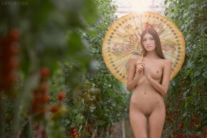 Heavenly Garden by artofdan70