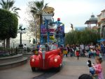 Phineas and Ferb's Rockin' Rollin' Dance Party car by Magic-Kristina-KW