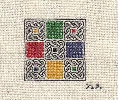 Blackwork Sampler by JealaTriumph