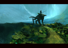 Lone Rider by Taylor-payton