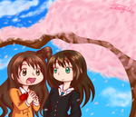 iMAS - In The Springtime... by iTiffanyBlue