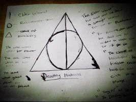 Deathly Hallows by OneEyedWish