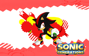 Sonic Generations-Shadow by NIBROCrock