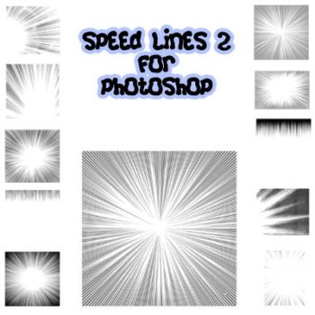 Speed Lines2 for PS by Trunks777