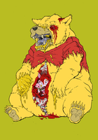 The Horrors of the Hundred Acre by MatthewJWills