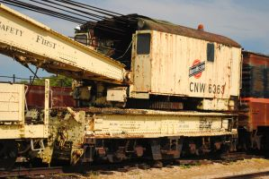 IRM 170 CNW Big Hook, 7-16-11 by eyepilot13