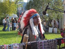 064 Stock - Native American by maros612