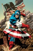 Cap Attack by wordmongerer