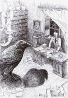 The Raven by jameli