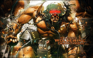 Weapon X V2 by BoiUchiha
