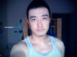Me-Retouched by petercui