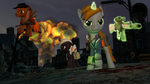 Cool Pones Don't Look At Explosions by d0ntst0pme