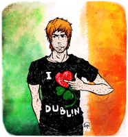 The Proud Irishman by Derogatorylt