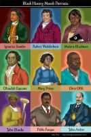 Black History Month by alicelights