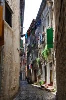 Narrow Street 9538937 by StockProject1