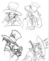Hatter design by madpuffins