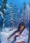Severe cold by Jozephina