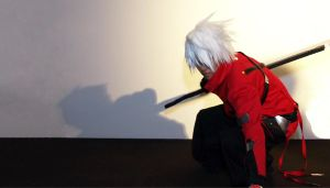 Blood Edge Ragna by ShinjiSG87