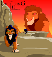 Lionking The Forgotten Prince by Rosakakelys