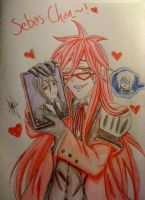 Grell's Obsession by AyameKumori