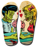 Vote for Zombie FlipFlops?! by Huwman