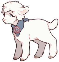 Me A Lamb by mewvia
