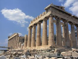 Parthenon by pisi-k
