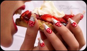 strawberry tart 2 by Tartofraises