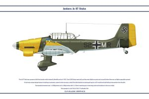 Ju 87 StG 77 1 by WS-Clave