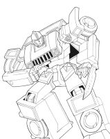 TF Now Ironhide by Mono-Phos