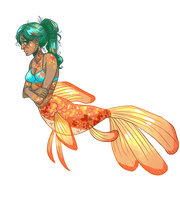 Merfolk by Soulimun