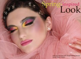Spring-inspired Look by sergefashion