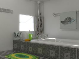 Bathroom -UPDATED- by Councilor