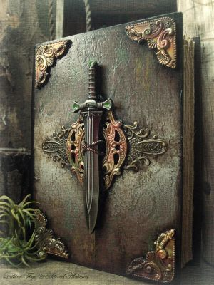 The Seafarer's Sword by luthien27