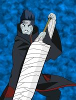 Kisame Color by Retartedfangirl22