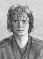 Anakin by franticflame
