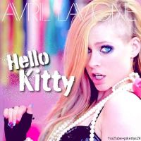 avril lavigne - hello kitty (CD) by PikerFAN