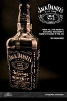 Jack Daniel's Music Ad 2 by ajohns95616