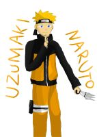 Naruto! by doodle-guy7
