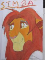 Quick simba by uekisan