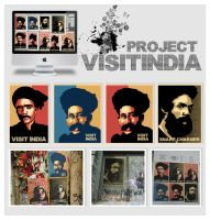 Project Visit India by Desmemoriats
