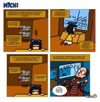 Michi 3 by Mosquis
