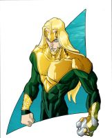 Redesign: Aquaman by GavinMichelli
