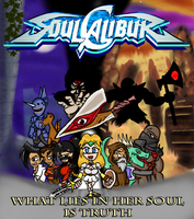 SOULCALIBUR: What Lies in Her Soul is Truth by NessVII