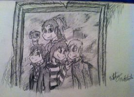 Two Sleuths and Some Bloggers by NewGenerationArt7