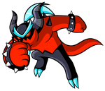 The Red Guy from Sonic Lost World by JamesmanTheRegenold