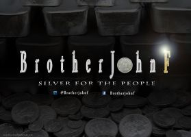 Brotherjohnf - Wallpaper by CliffEngland