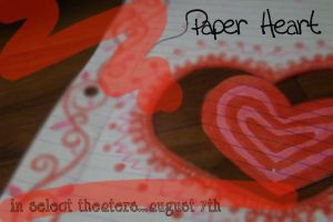 Paper Heart Contest by MidnightAvatArtist8